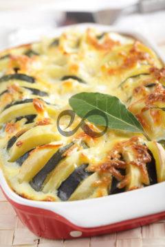 Biftekli Patlıcan Dizme
