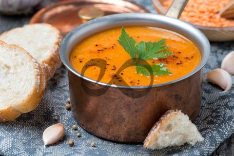Bulgurlu Tarhana Çorbası