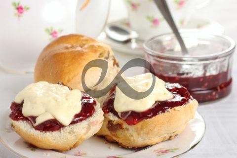 Kahvaltı Çöreği - Scone - İngiliz
