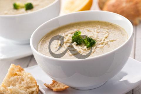 Köz Patlıcanlı Patates Çorbası