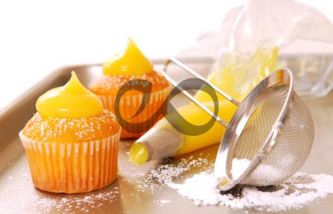 Limon Kremli Fincan Kek