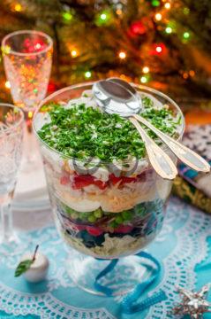 Yeni Yıl Salatası