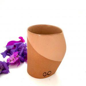 Bilalevn Terracotta Çay/Kahve Fincan