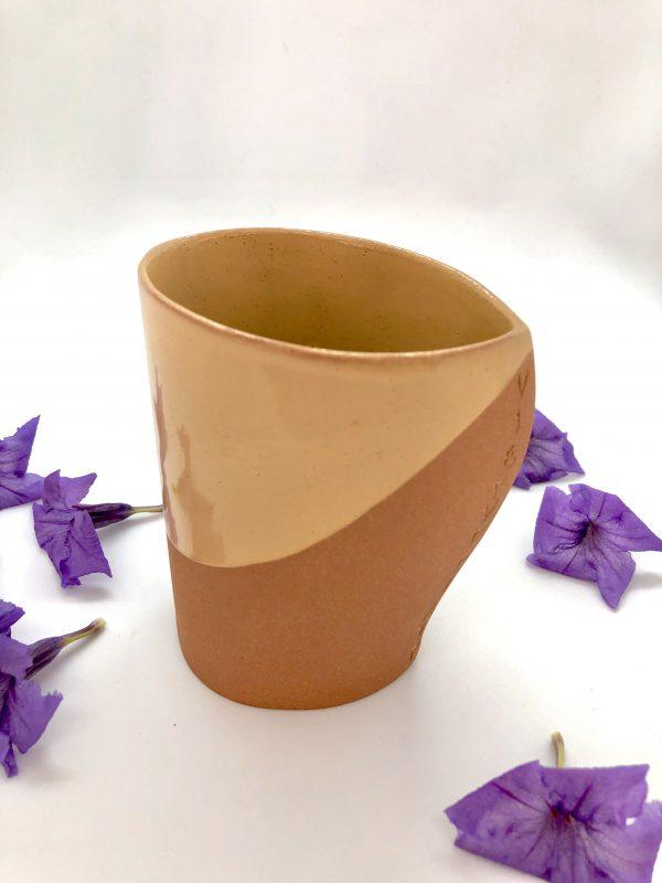 Terracotta Çay/Kahve Fincanı