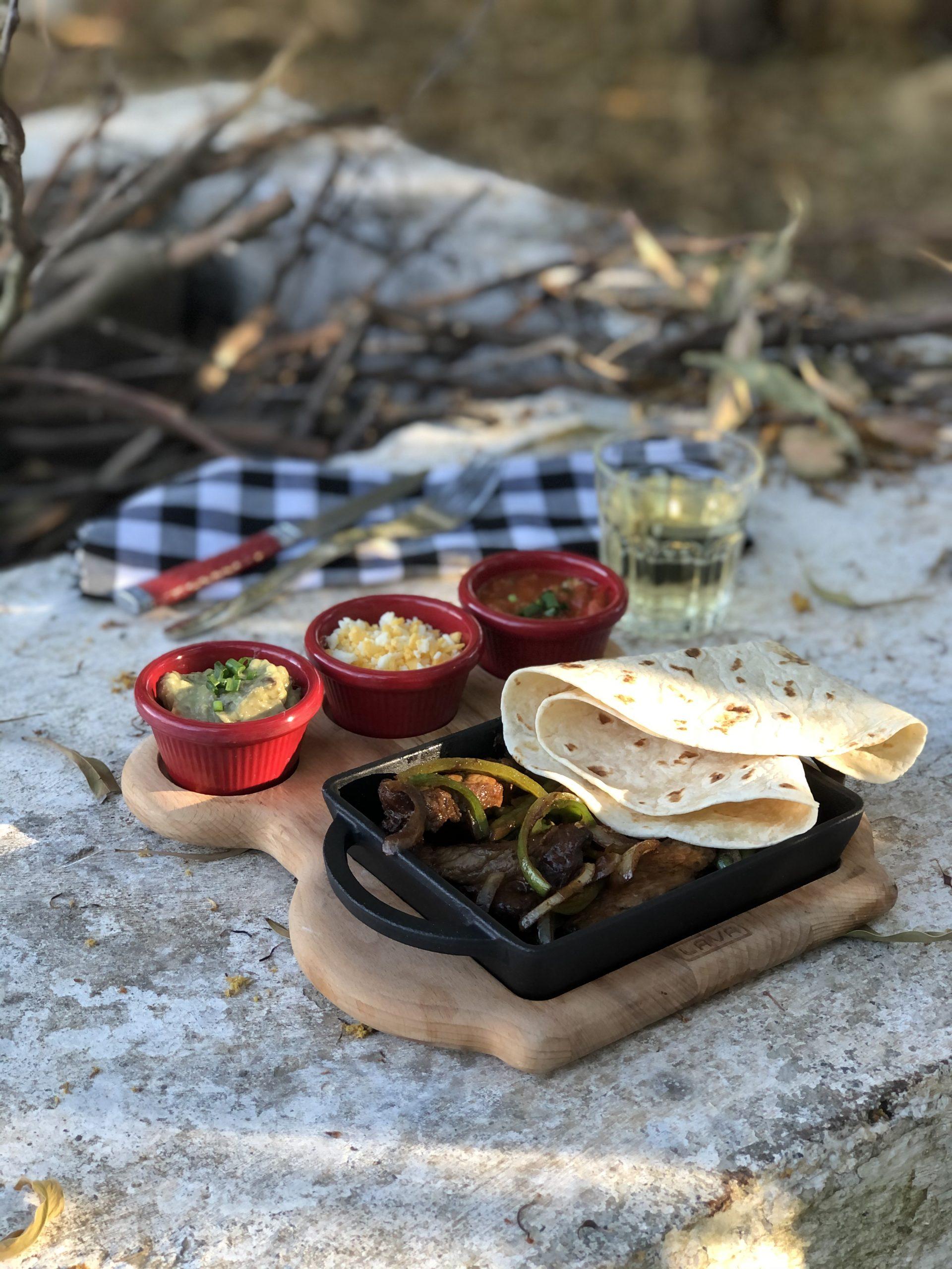 Meksika Mutfağı / Dana Fajita